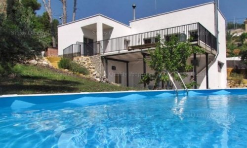 <span>For Sale: </span>4 Bed Detached Villa Sitges, Olivella,