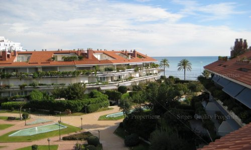 <span>For Sale: </span>4 Bed Penthouse Apartment Sitges, Terramar ,
