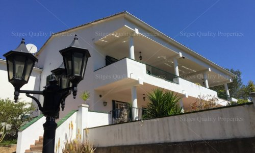 <span>For Sale: </span>5 Bed Detached Villa Sitges, Olivella,