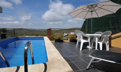 <span>To rent: </span>3 Bed Detached Villa Sitges, Quint Mar,