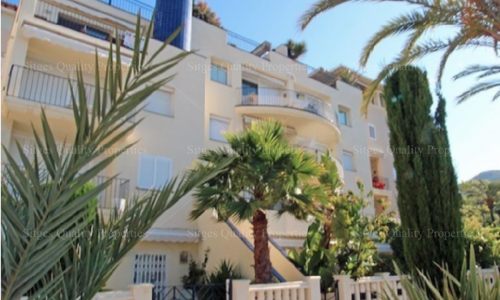 <span>For Sale: </span>3 Bed Front line Apartment Sitges, Aigualdolç,