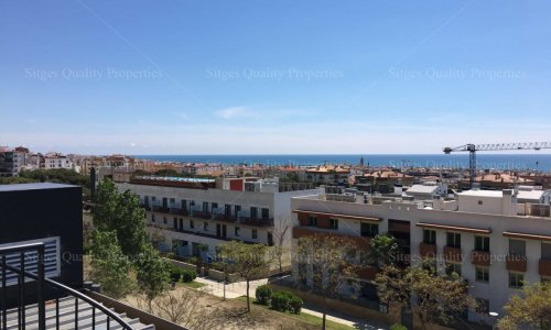 <span>For Sale: </span>3 Bed Penthouse Apartment Sitges, Poble Sec,