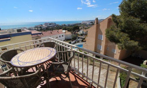 <span>For Sale: </span>1 Bed Apartment Sitges, Levantina,