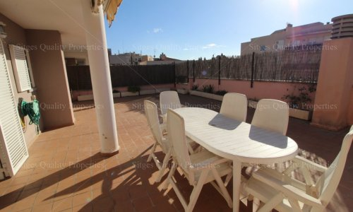 <span>For Sale: </span>3 Bed Penthouse Apartment Sitges, Els Molins,