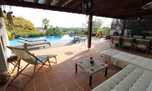 <span>For Sale: </span>5 Bed Detached Villa Sitges, Can Girona,