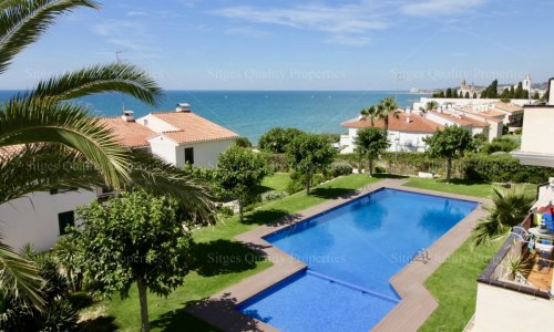 <span>To rent: </span>3 Bed Apartment Sitges, Aigualdolç,
