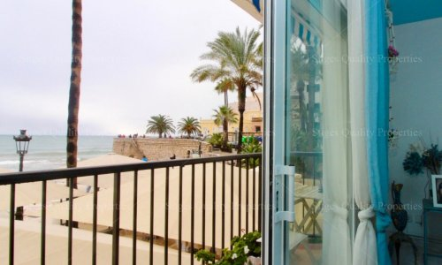 <span>For Sale: </span>2 Bed Front line Apartment Sitges, San Sebastian,