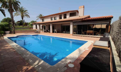<span>For Sale: </span>5 Bed Detached Villa Sitges, Can Pei / La Plana,