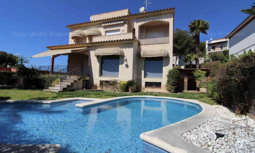 <span>For Sale: </span>4 Bed Detached Villa Sitges, Valpineda,