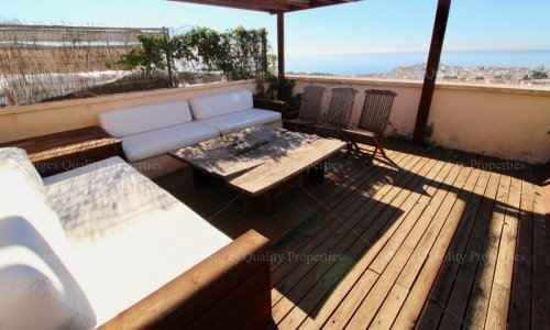 <span>For Sale: </span>3 Bed Duplex Apartment Sitges, Els Molins,