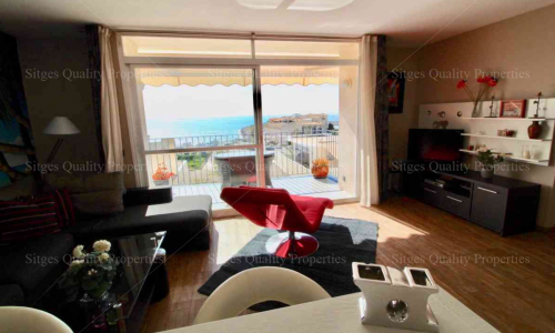 <span>For Sale: </span>3 Bed Apartment Sitges, Aigualdolç,