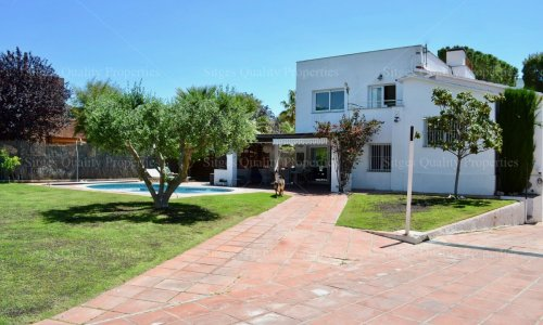 <span>For Sale: </span>4 Bed Detached Villa Sitges, Terramar ,