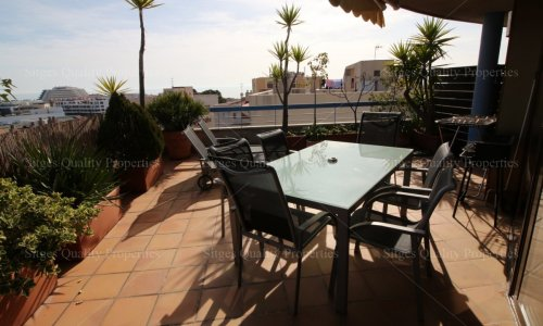 <span>To rent: </span>2 Bed Penthouse Apartment Sitges, Els Molins,
