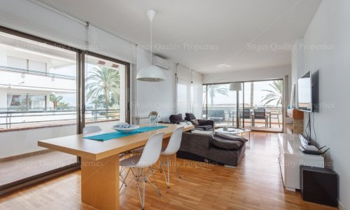 <span>For Sale: </span>3 Bed Front line Apartment Sitges, Beach Front ,