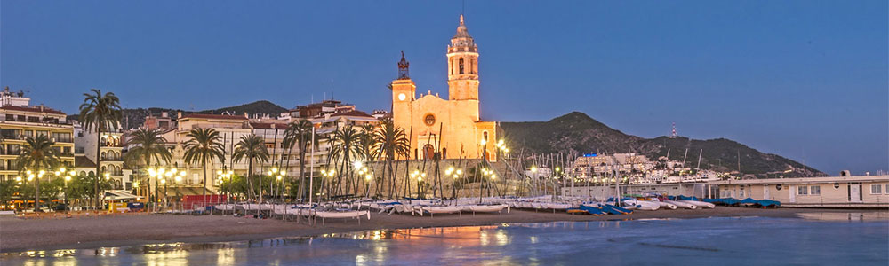 Sitges weather in april